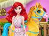 Ариэль: Забота о пони