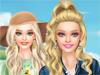 Барби: Весенняя прогулка