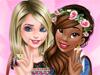 Эльза и Тиана: Лучшие подруги