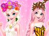 Эльза: Королева бабочек
