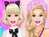 Барби: Смешение узоров