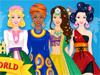 Модное шоу: Вокруг света