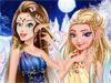 Зимние феи принцессы