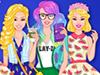 Барби: Наряд для выходного дня