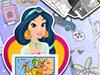 Принцесса Жасмин: План поездки