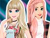 Анна и Эльза: Новый стиль