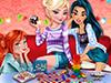 Принцессы: Настольные игры