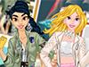 Принцессы: Модные весенние наряды