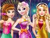 Три принцессы: Новогодний бал