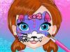 Малышка Анна: Face art