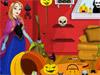 Анна: Уборка в Хэллоуин
