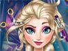 Эльза: Новая причёска