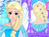 Эльза: Королевская причёска
