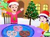 Рождественские крендельки