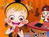 Малышка Хейзел: Поделки в Хэллоуин
