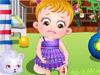 Малышка Хейзел: Травма ноги