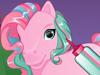 Милая пони: Причёска