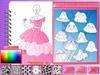 Модная студия принцессы