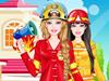 Барби: Профессия пожарный