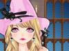 Розовая ведьма: Макияж