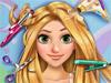 Рапунцель: Стильная причёска