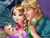 Малышка Анны и Кристофа