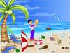 Уборка на пляже 2