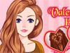 Причёска в День Валентина