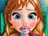 У Анны зубная боль