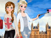 Анна и Эльза: Путешествие по Европе