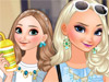 Эльза и Анна: Шопинг