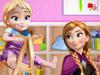 Анна и малышка Эльза