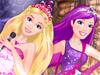 Барби Принцесса и поп-звёзда