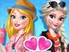 Барби и Эльза: Лучшие подруги