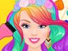 Барби: Модная причёска