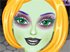 Барби в костюме Зомби