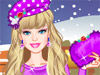 Барби: Зимний шопинг