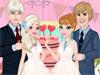 День свадьбы Анны и Эльзы