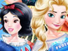 Принцессы Диснея: Чирлидеры