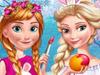Эльза и Анна: Пасха