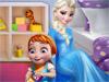 Эльза и малышка Анна