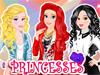 Фотосессия принцесс