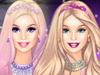 Барби: Голубой и розовый цвет
