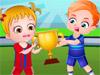 Малышка Хейзел: Спортивный день