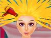 Звезда Голливуда: Причёска