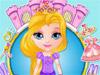 Барби: Костюм как у принцессы