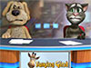 Говорящие кот Том и пёс Бен