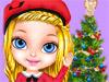 Рождество: Малышка Барби
