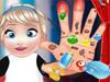 Малышка Эльза: Лечение рук
