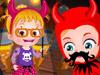 Малышка Хейзел: Хэллоуин в замке